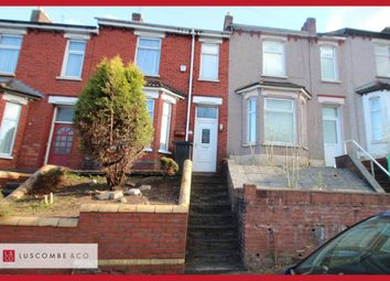 Thumbnail 3 bed terraced house to rent in Barrack Hill, Newport