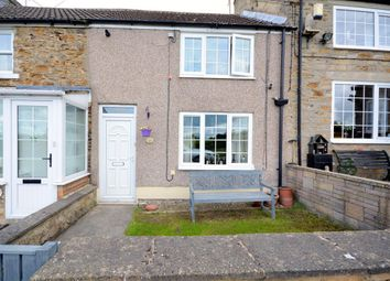 Thumbnail 2 bed terraced house for sale in High Escomb, Escomb, Bishop Auckland