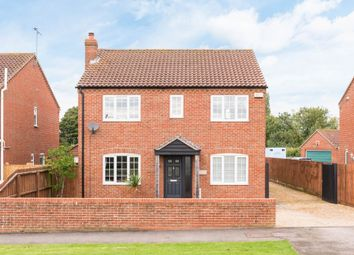 Thumbnail 4 bed detached house for sale in Lynn Road, Tilney All Saints, King's Lynn