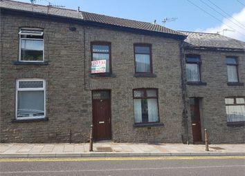 Thumbnail 3 bedroom terraced house for sale in Brook Street, Tonypandy, Rhondda Cynon Taff.