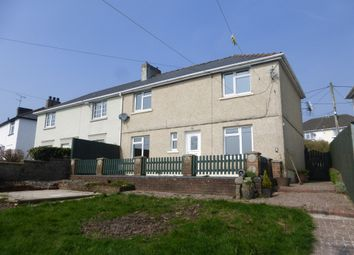 Thumbnail 3 bed semi-detached house for sale in Bryn Eglwys, Llanharan, Pontyclun