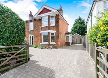 Thumbnail 3 bed semi-detached house for sale in Winchester Road, Shirley, Southampton