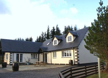 Thumbnail 3 bed detached house to rent in Whitebridge, Inverness