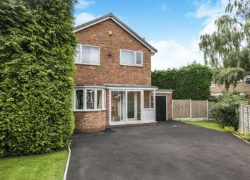 Thumbnail 3 bed detached house for sale in Copperbeech Close, Birmingham, West Midlands