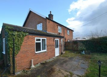 Thumbnail 3 bed semi-detached house to rent in Low Road, Great Plumstead, Norwich