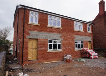 Thumbnail 3 bed semi-detached house for sale in Chapel Street, Northwich
