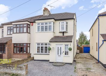 Stanley Road, Hornchurch RM12. 4 bed semi-detached house