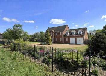 Thumbnail 5 bedroom detached house for sale in Northside, Thorney, Peterborough, Cambridgeshire