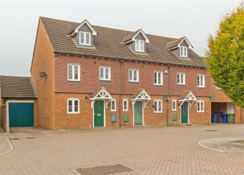 Thumbnail 3 bed town house for sale in Archer Court, Kemsley, Sittingbourne