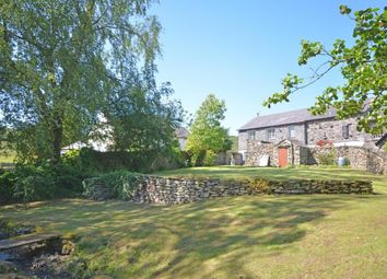 Thumbnail 4 bed barn conversion to rent in Rusland, Ulverston