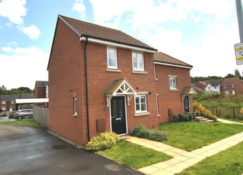 Thumbnail 2 bed end terrace house for sale in The Ashes, St. Georges, Telford, Shropshire