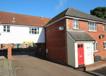 Thumbnail 1 bedroom flat for sale in Trinity Road, Mistley, Manningtree
