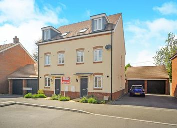 Thumbnail 3 bedroom semi-detached house for sale in Culverhouse Road, Swindon, Wiltshire