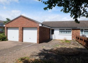 Thumbnail 3 bed semi-detached bungalow to rent in Dawlish Drive, Bedford