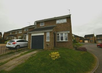 Thumbnail 3 bed detached house for sale in Jubilee Close, Roselands, Northampton