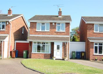 Thumbnail 3 bed link-detached house for sale in Elton Way, Gnosall, Stafford