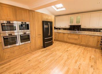 Thumbnail 4 bedroom detached house for sale in Vale View Crescent, Llandough, Penarth