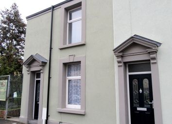 Thumbnail 2 bed end terrace house to rent in Rodney Street, Swansea