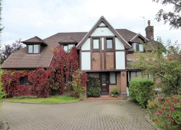 Thumbnail 5 bedroom property for sale in Vale Coppice, Ramsbottom, Bury