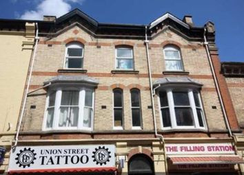 Thumbnail 2 bed flat for sale in Union Street, Newton Abbot