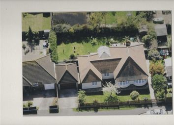 Thumbnail 4 bed detached bungalow for sale in Alpha Road, Bowers Gifford, Essex