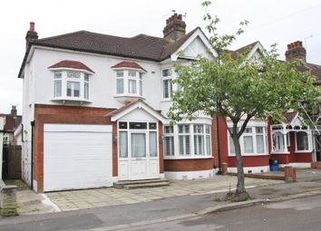 Thumbnail 4 bed semi-detached house for sale in Hastings Avenue, Ilford