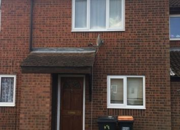 Thumbnail 2 bedroom terraced house to rent in Alburgh Close, Bedford