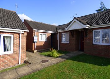 Thumbnail 2 bed terraced bungalow for sale in Cedar Close, Market Rasen