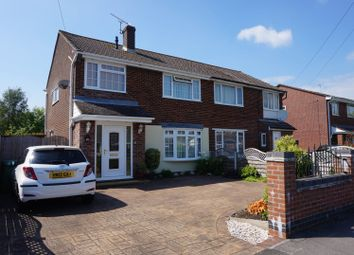 Thumbnail 3 bedroom semi-detached house for sale in Laurel Road, Locks Heath