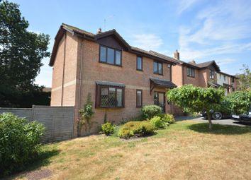 Thumbnail 4 bed detached house for sale in Henbury View Road, Corfe Mullen, Wimborne