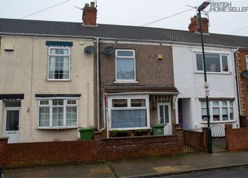 Thumbnail 3 bed terraced house for sale in Combe Street, Cleethorpes, Lincolnshire