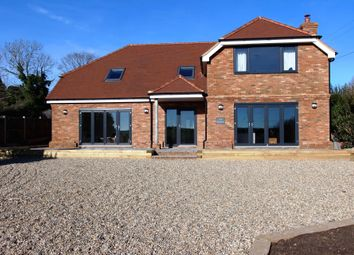 Thumbnail 4 bedroom detached house for sale in Old Roman Road, Martin Mill