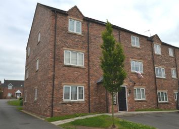 Thumbnail 1 bedroom flat for sale in Kidger Close, Shepshed, Loughborough