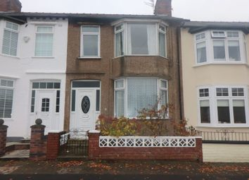 Thumbnail 3 bed terraced house for sale in Quarry Road, Bootle