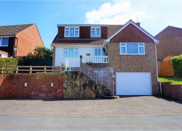 Thumbnail 3 bed detached house for sale in Wartling Close, St. Leonards-On-Sea