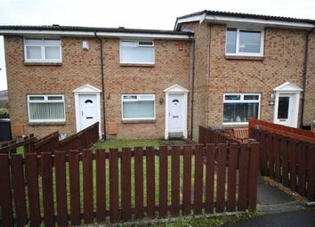 Thumbnail 2 bed terraced house for sale in Auchneagh Crescent, Greenock, Renfrewshire