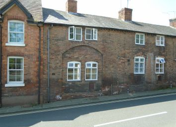 Thumbnail 1 bed terraced house for sale in The Mount, Shrewsbury