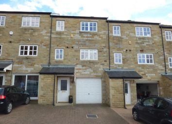Thumbnail 3 bed mews house for sale in Canal Road, Riddlesden, Keighley