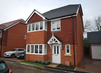 Thumbnail 3 bedroom detached house to rent in Wey Meadow Close, Farnham