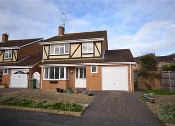 Thumbnail 4 bed detached house for sale in Arkwright Drive, Bracknell, Berkshire