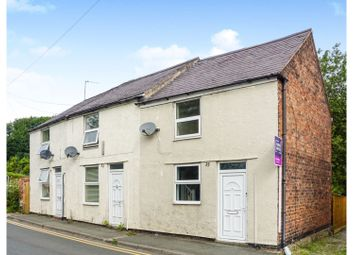 Thumbnail 2 bedroom end terrace house for sale in Gutter Hill, Wrexham