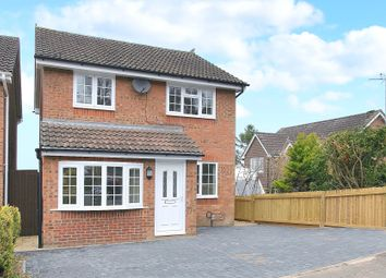 Thumbnail 3 bed property to rent in Cornfields, Andover