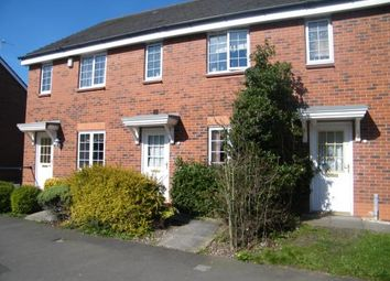Thumbnail 3 bed terraced house for sale in Station Road, Winsford, Cheshire