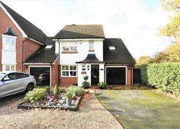 4 bed link-detached house for sale in Marrabon Close, Sidcup DA15