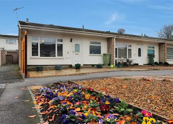 Thumbnail 1 bed semi-detached bungalow for sale in Barons Close, Bletchley, Milton Keynes, Bucks