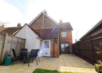 Thumbnail 3 bed semi-detached house for sale in Lower Dicker, Lower Dicker, Hailsham