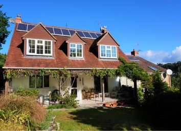 Thumbnail 4 bedroom detached house for sale in Offwell, Honiton
