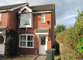 Thumbnail 2 bed end terrace house for sale in Grove Field, Wall Meadow, Worcester, Worcestershire