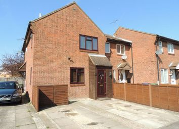 Thumbnail 1 bed end terrace house to rent in Thackeray Avenue, Tilbury