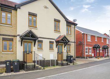 Thumbnail 2 bed terraced house for sale in Harebell Drive, Weymouth